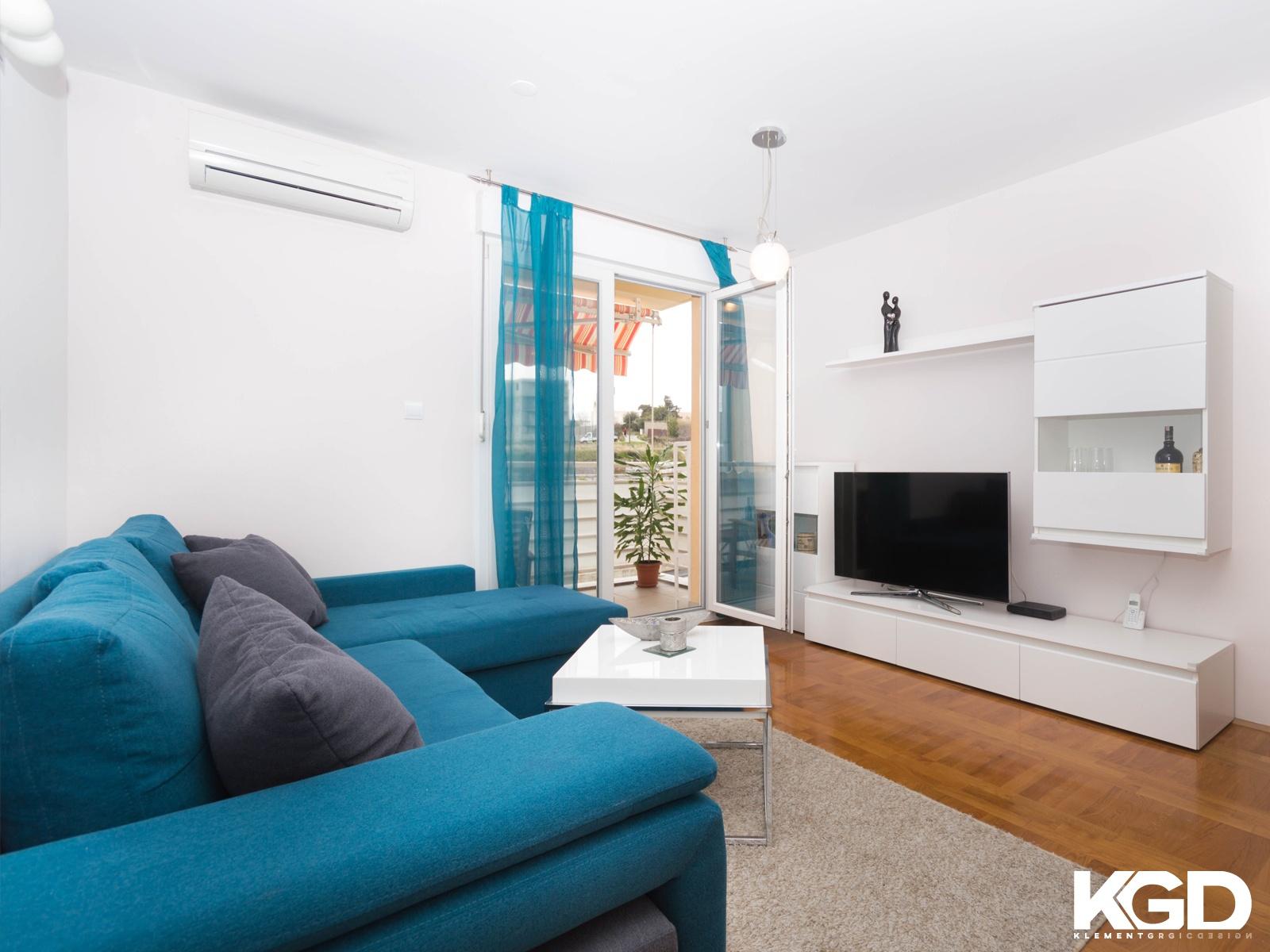 Apartment shooting - Klement Grgić