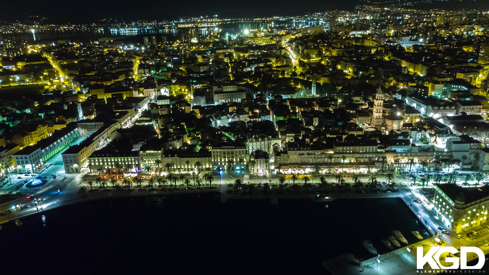 Aerial - Split - Klement Grgic