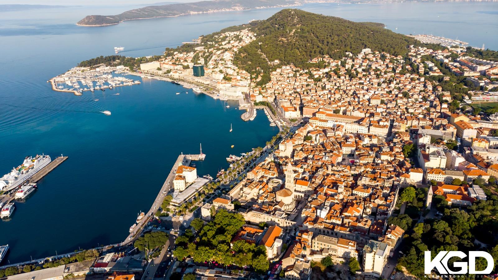 Split town - Klement Grgic